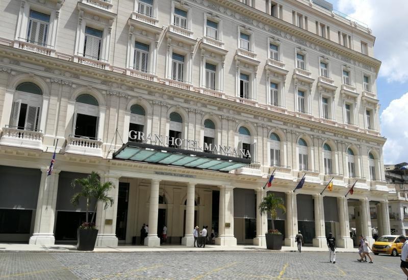 El Gran Hotel Manzana Kempinski abrió hace más de un año. Foto: Hosteltur / Autor: Ángeles Vargas.