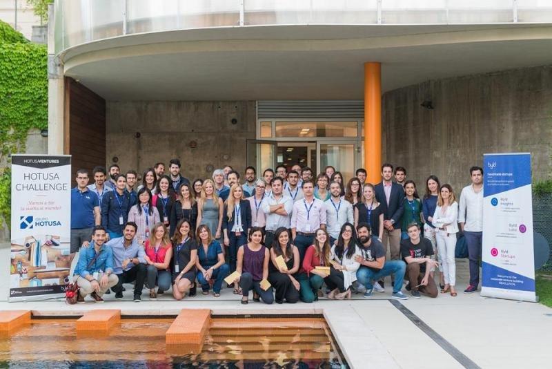 Los 40 participantes en esta  tercera edición de Hotusa Challenge han sido seleccionados de entre más de 150 candidaturas presentadas.