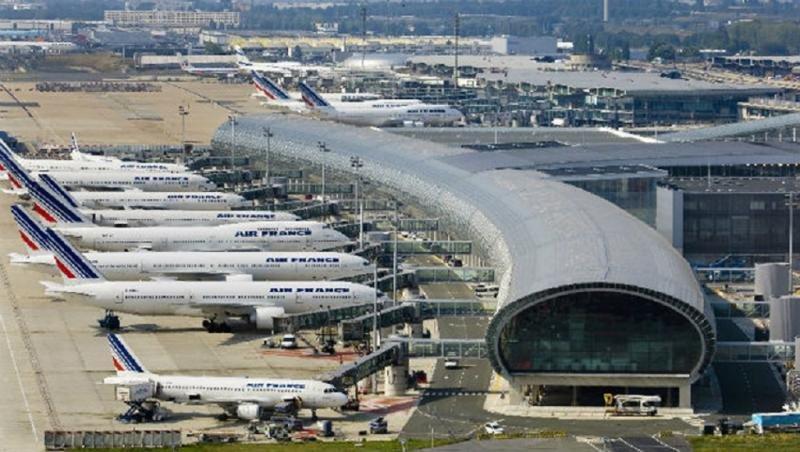 Paris Charles de Gaulle pierde 700.000 pasajeros por huelgas en Air France