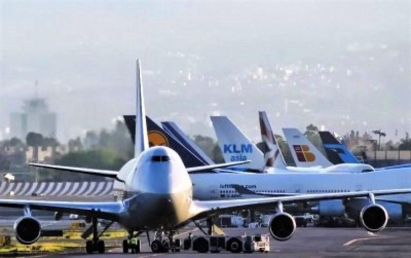 Aerolíneas de IATA tienen bloqueados 4.900 M $ en 16 países