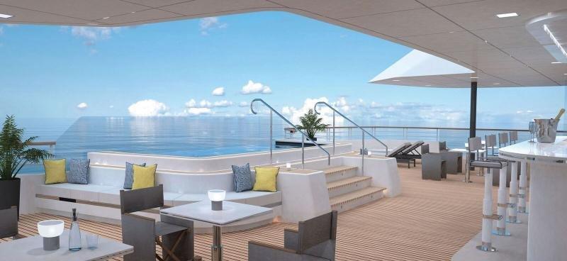 Ritz-Carlton comenzará a operar sus cruceros de lujo en 2020