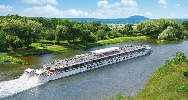 CroisiEurope eleva continuadamente la calidad de sus barcos. En la fotografía el MS Elbe Princesse, con capacidad para 80 pasajeros.