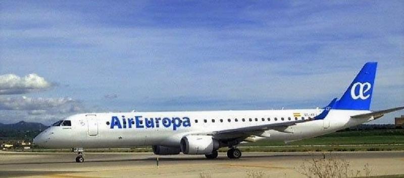 Air Europa aumenta su oferta España-Alemania un 32% con una nueva ruta
