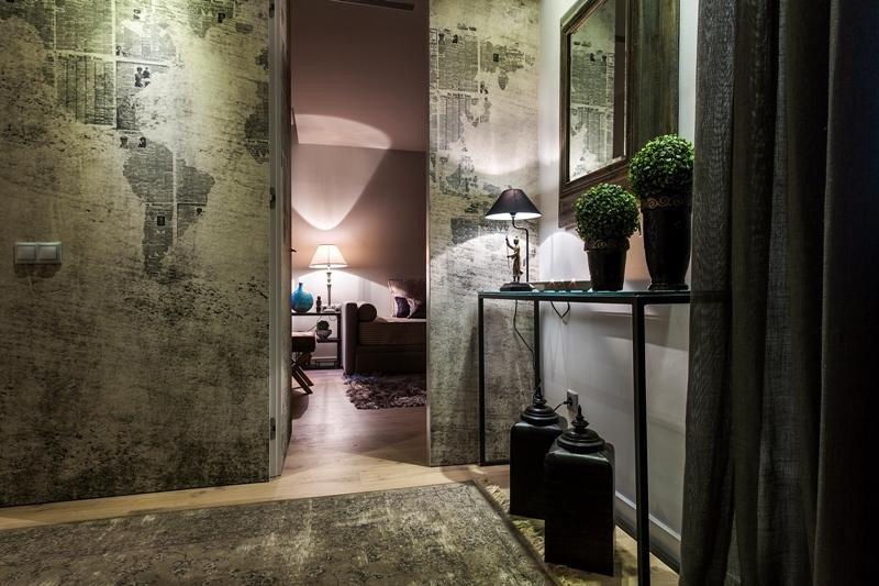 Uno de los apartamentos turísticos de Barcelona integrados en la asociación de APARTUR