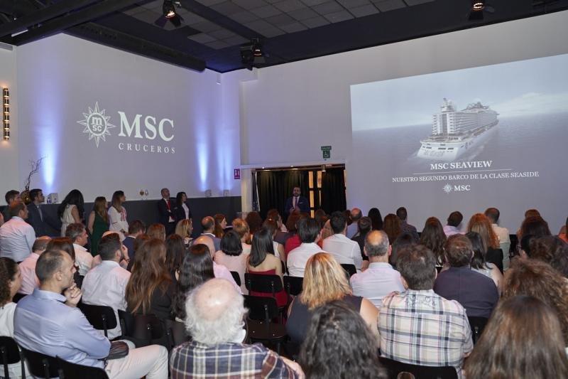 MSC sumará 13 barcos más hasta 2026 invirtiendo 11.600 M €