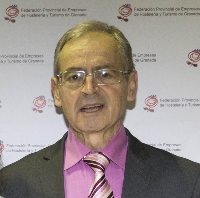 El nuevo presidente de la FAC, Francisco Rodríguez.