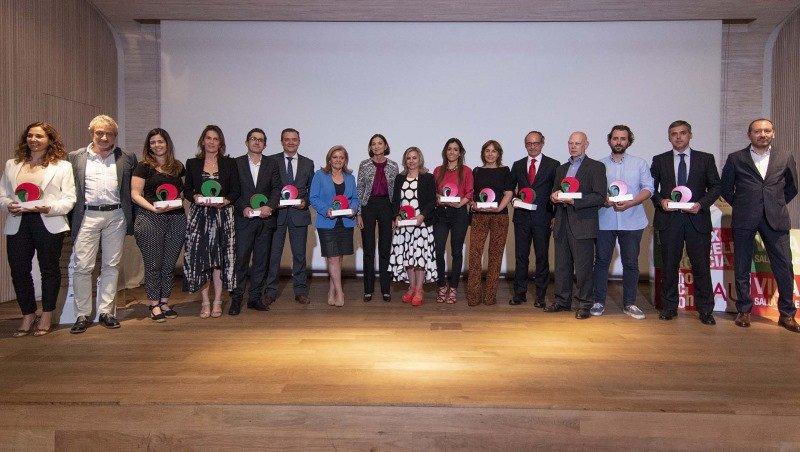 Además del CEO de Telepizza, resultaron premiadas firmas como CEOE, el Basque Culinary Center, McDonald's, Restalia, Vips, Goiko y Áreas.