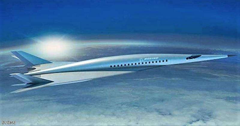 El avión hipersónico de Boeing unirá Londres y Nueva York en dos horas
