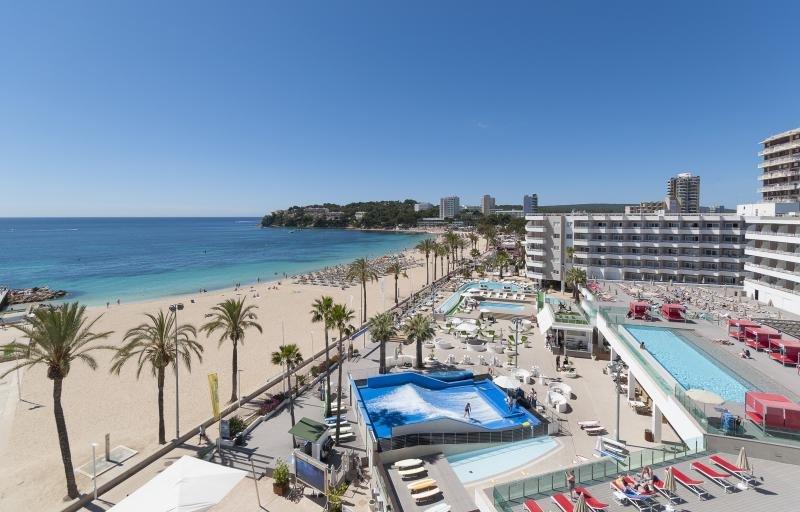 Los tres hoteles conformarán el complejo Sol House Calviá Beach.