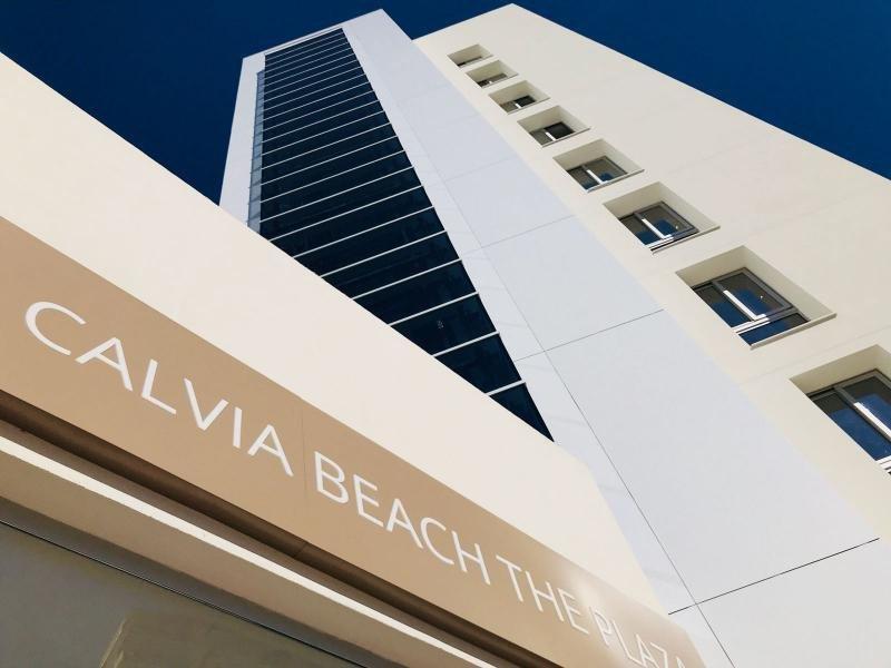 Calviá Beach The Plaza abre este domingo integrándose tres hoteles en uno