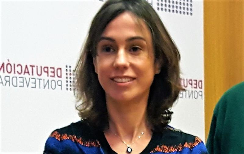 Isabel Pardo de Vera, la nueva presidenta de Adif.