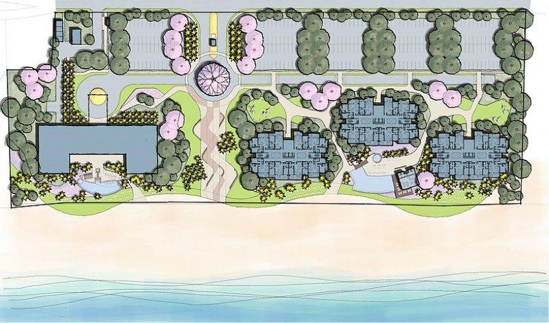 Proyecto de Finca La Playa en Costa Rica. Imagen: Nyesa.