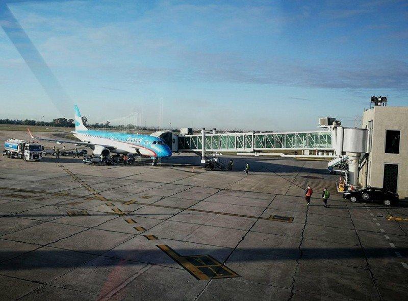 Aeropuerto Internacional de Córdoba.