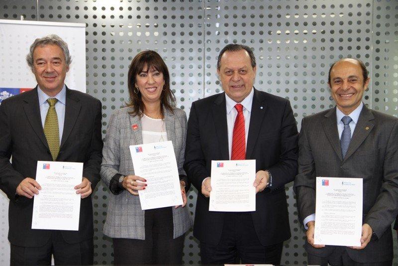 Argentina y Chile llevaran circuitos integrados a mercados lejanos
