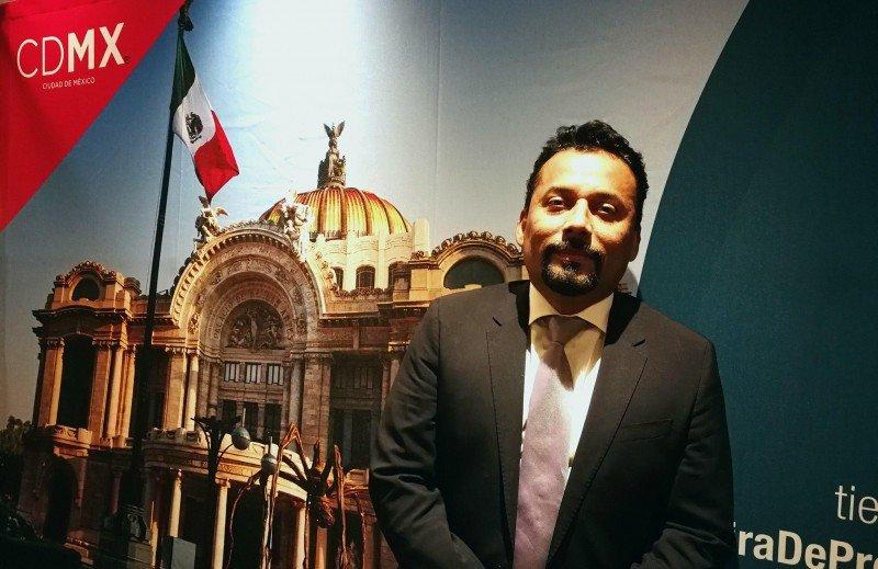 Fidel Ovando, presidente de AMAV Ciudad de México.