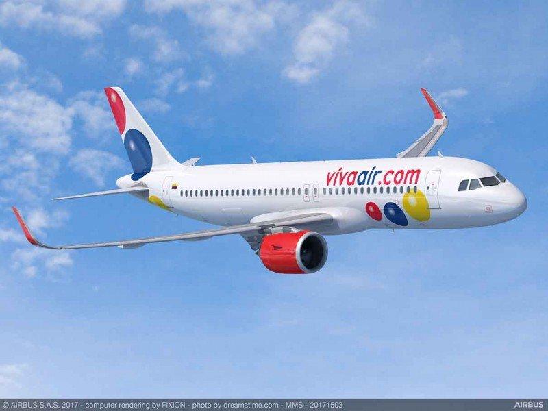 Viva Air Perú fue autorizada para volar a 21 países de América