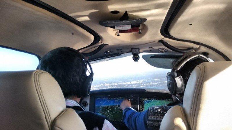 Punta del Este amplía su escuela de pilotos para formar a extranjeros