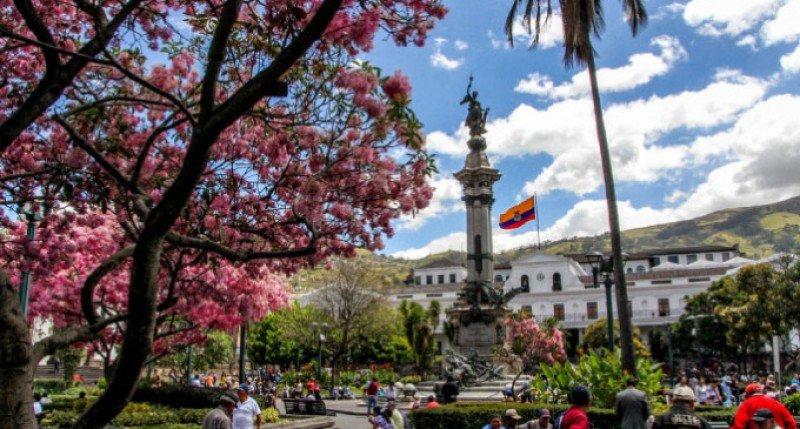 Ecuador registra cifras récord de turismo internacional en 2018