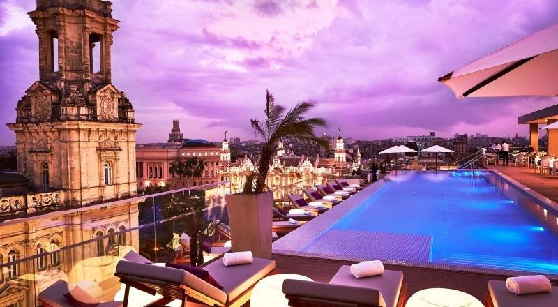Gran Hotel Manzana Kempinski cumplió su primer aniversario como el primer 5 estrellas Plus en Cuba.