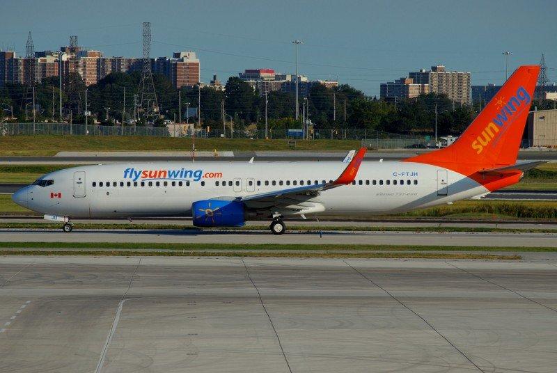 Sunwing Airlines anuncia vuelo directo entre Vancouver y Costa Rica
