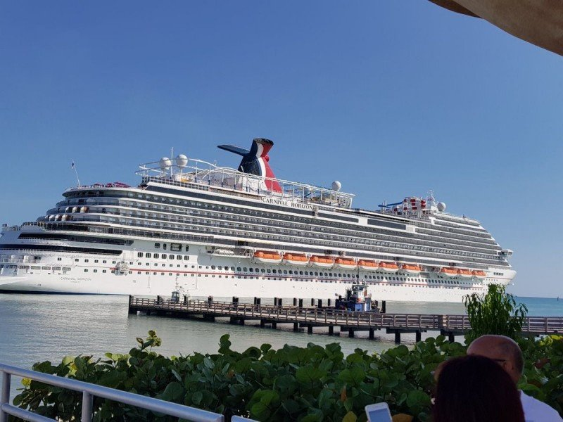 Dos millones de cruceristas es la meta de República Dominicana para 2020