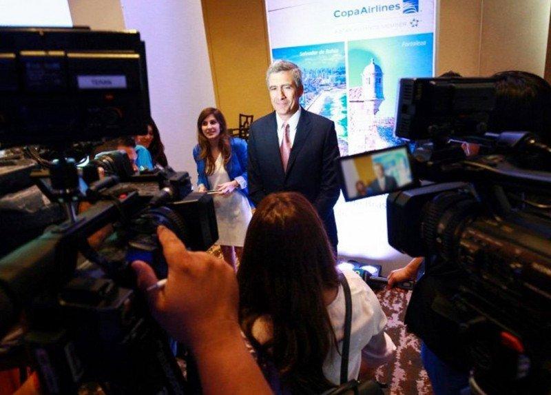 Pedro Heilbron, presidente ejecutivo de Copa Airlines.