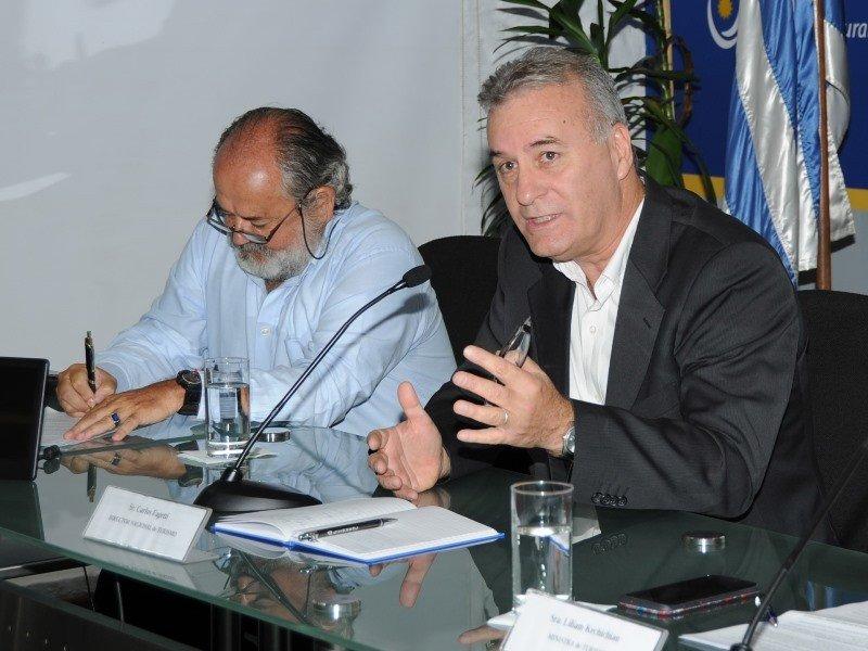 Carlos Fagetti, director nacional de Turismo de Uruguay.