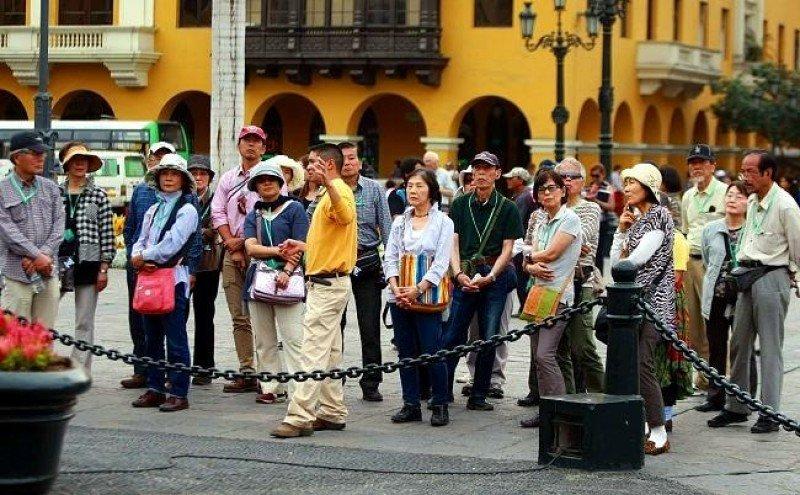 Los turistas de China tienen una estadía promedio de 5 días, que Perú quiere ampliar. Foto: Portal Turismo Perú.