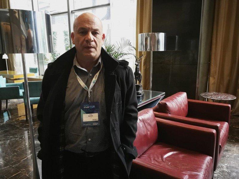 Juan Silenzi, CEO de LASA.