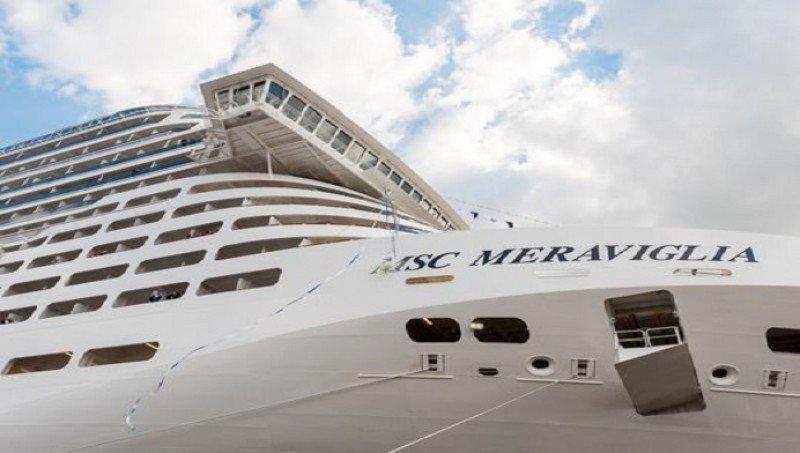 MSC encarga su quinto crucero de la clase Meraviglia