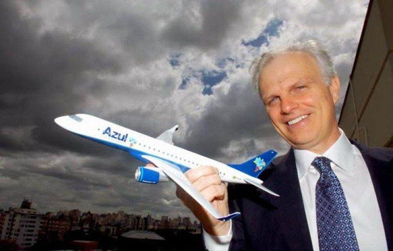 David Neeleman, un especialista en aerolíneas de bajo costo.