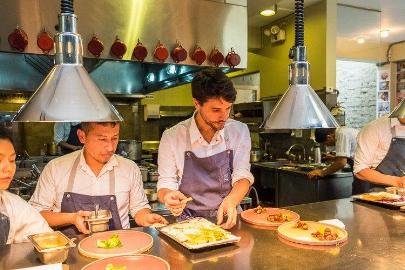 El restaurante Central sigue siendo el más destacado de América Latina.