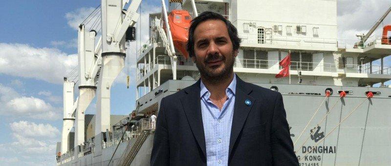 Gonzalo Mórtola.