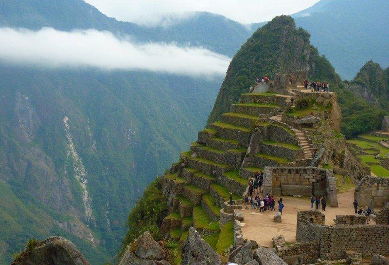 Machu Picchu evalúa las ventajas de tener un teleférico