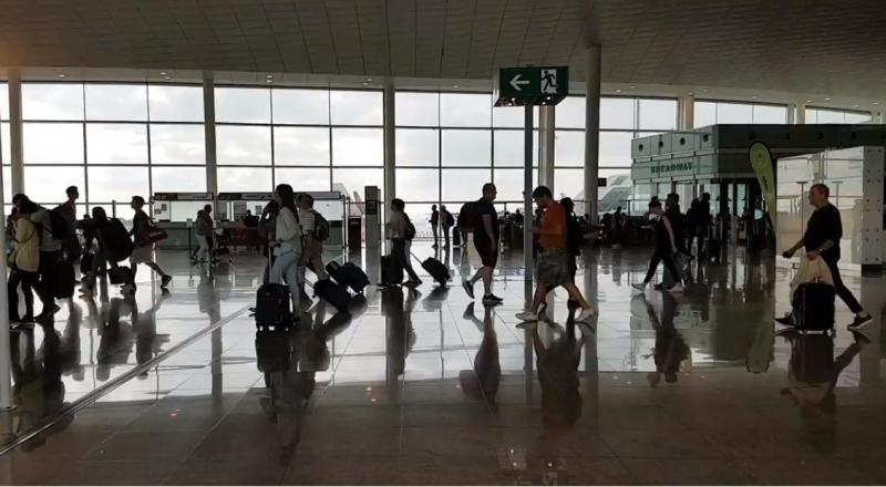 Ocupación aérea en Brasil en mayo fue la más baja desde 2013