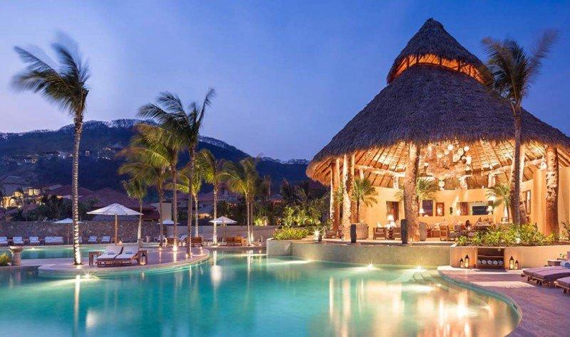 Los huéspedes ya no llegan y las cancelaciones han vaciado el hotel de lujo Mukul en el Pacífico de Nicaragua.