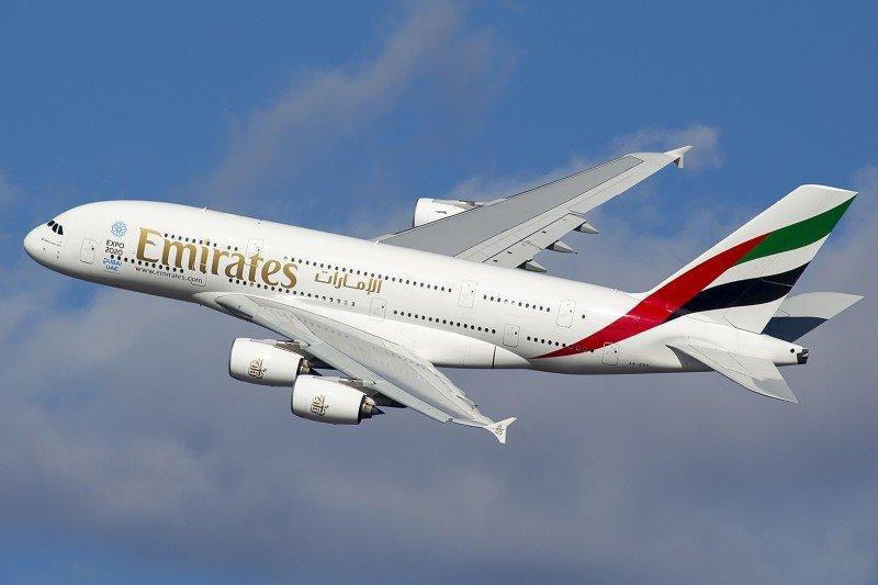 Emirates buscará pilotos en Chile, Brasil y Argentina