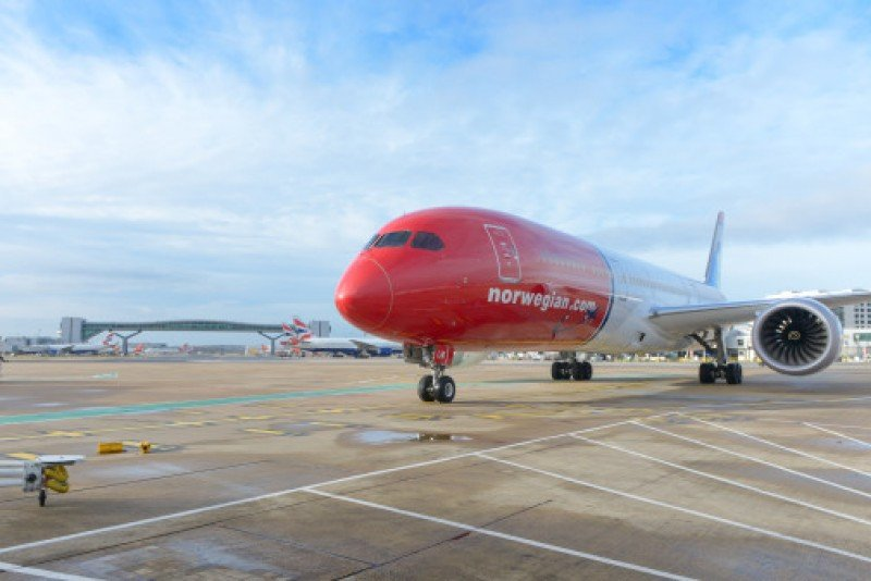 Norwegian operará vuelos diarios entre Londres y Buenos Aires