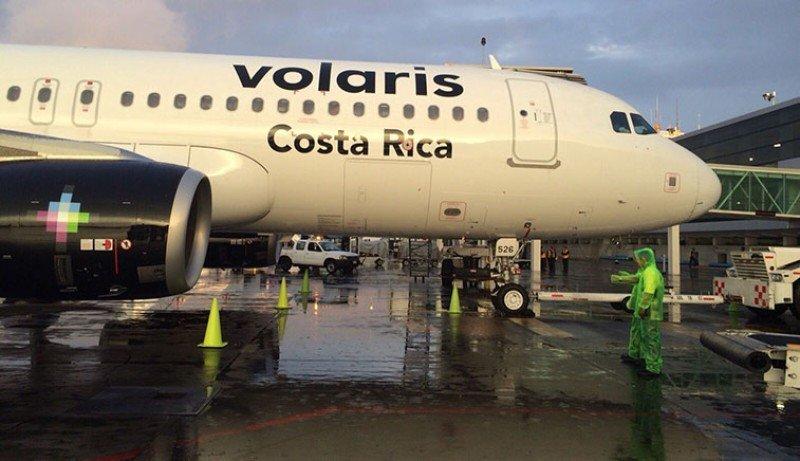 Volaris suspende operaciones a Nicaragua