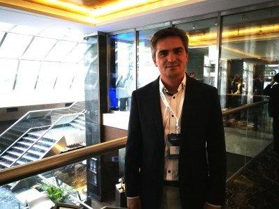 Andrés Abatte, Director de Bahía Manzano Resorts