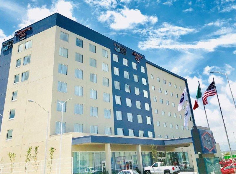 Hilton abre en México su segundo hotel con doble marca