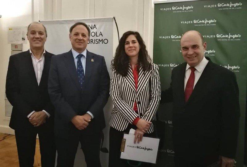 Pese a la retracción del mercado argentino Viajes El Corte Ingles apuesta a nuevo tour