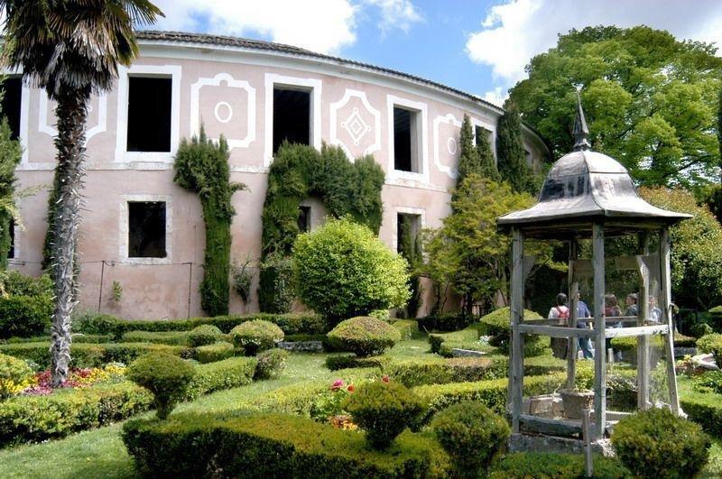 La antigua Fábrica de Paños de Brihuega (Guadalajara) es una de las primeras candidatas para convertirse en Hospedería, junto con el convento de Santo Domingo, en Villanueva de los Infantes (Ciudad Real), y la Real Fábrica de Bronce, en Riópar (Albacete). Imagen: Diputación de Guadalajara.