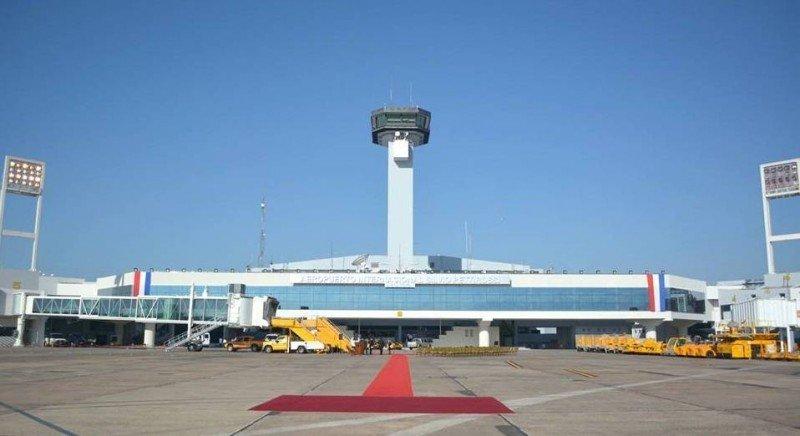 Aeropuerto Pettirosi de Asunción del Paraguay.