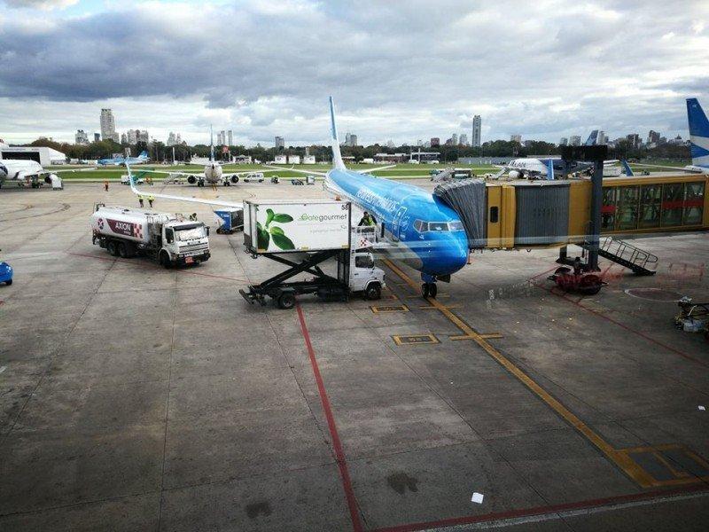 Argentina eliminará las tarifas mínimas para vuelos de cabotaje