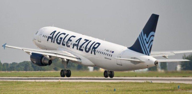 Azul y Aigle Azur estrenaron vuelos entre París y Campinas
