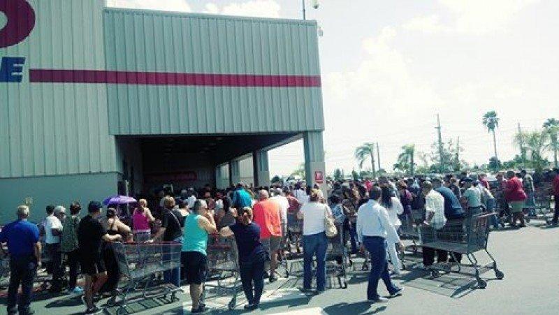 Los preparativos en Puerto Rico comenzaron este viernes ante el posible impacto de Beryl el lunes.