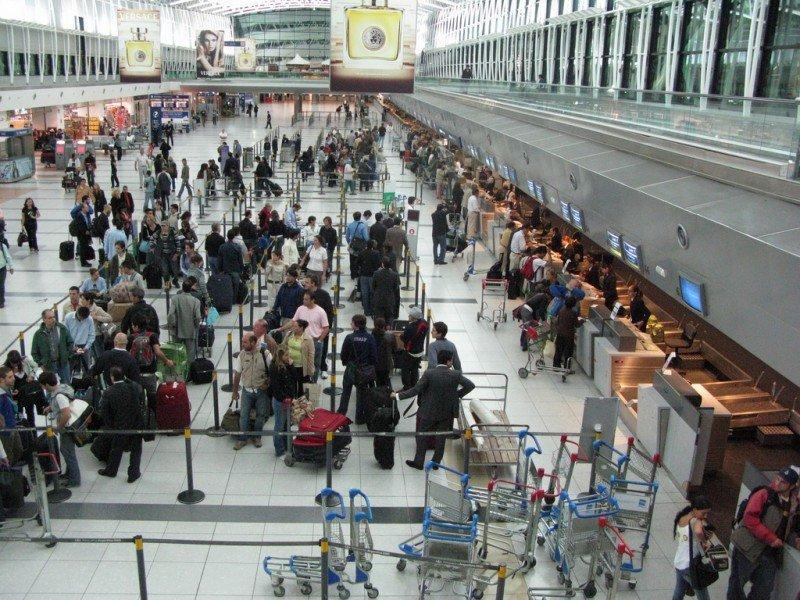 El Aeropuerto Internacional de Ezeiza concentra los vuelos internacionales de Buenos Aires. Foto: Luis Ramos (Flickr)