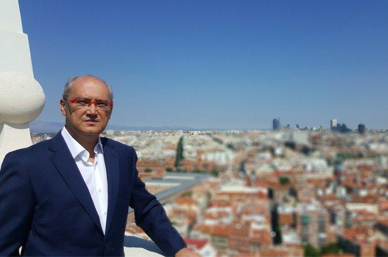Senén Fornos, director comercial de RIU Hoteles para España y Latinoamérica.