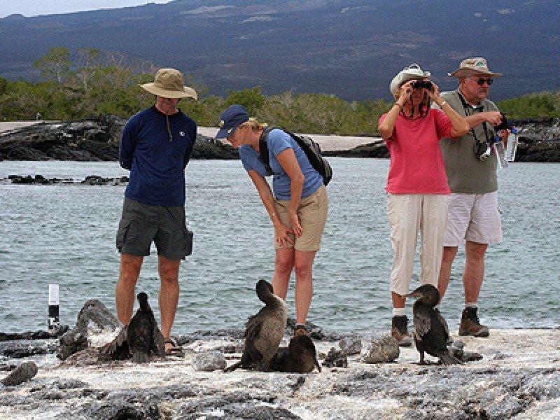 Ecuador consigue aumentar 46% los ingresos por turismo en el primer trimestre